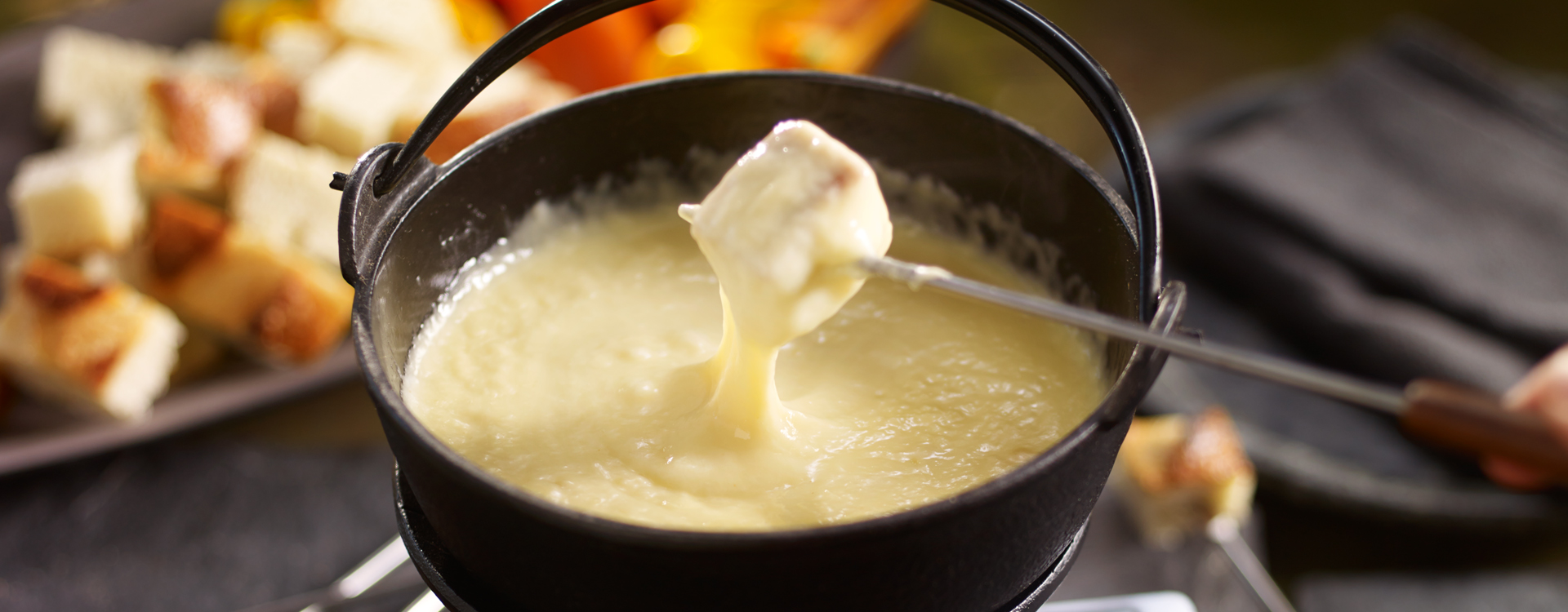 Hoppy Cheese Fondue